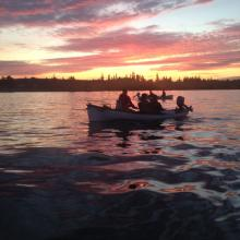 Tyee fishing guide