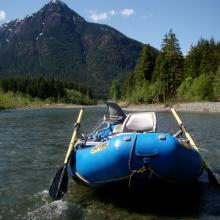 campbell river rafting trips